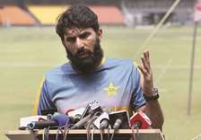 Islamabad Utd skipper Misbah to miss final