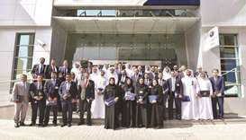 120 QNB staff take part in leadership programme