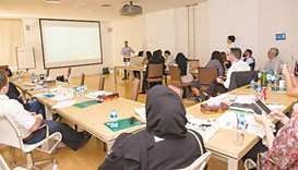 QM holds workshop on museum education