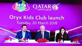 Qatar Airways launches club for its youngest passengers