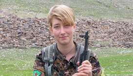 'Women's army' vows to fight on in Syria after Briton's death