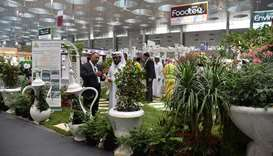 The 6th Qatar International Agricultural Exhibition 'AgriteQ' at DECC