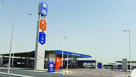 Woqod opens petrol station in New Salata