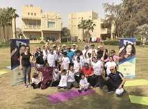 Down Syndrome Day event held for Best Buddies, Shafallah members