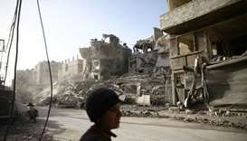UN rights council to hold urgent session on Syria's E. Ghouta