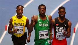 History made as every runner in 400m heat disqualified