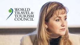 WTTC President and CEO Gloria Guevara