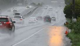 Southern California on guard as heavy rains may trigger mudslides