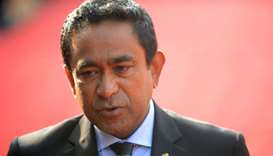 Maldives arrests ex-leader Yameen over witness tampering