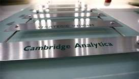 Suspicious package found near London HQ of Cambridge Analytica