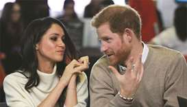 Prince Harry and fiancee Meghan invite 600 guests to wedding