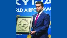 Qatar Airways praises HIA for winning 'Best Airport' award