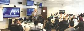 HEC Paris conducts special session on performance management trends