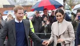 Prince Harry and Meghan delight crowds in Belfast