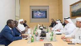 Sudanese officials review success of archaeological projects