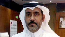 Mwani Qatar Strategy & Business Development manager Jabor Ali al-Sulaiti. PICTURE: Peter Alagos.