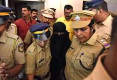 Woman IS 'recruiter' jailed for seven years in Kerala