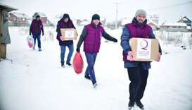 QC's winter relief reaches 1,500 beneficiaries in Kosovo