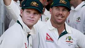 Smith, Warner step down over ball tampering