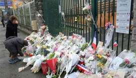 France pays tribute to victims of jihadist attack