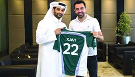 SC names Xavi Hernandez as first global ambassador of 2022 World Cup
