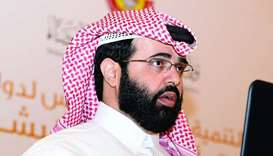 Assistant Undersecretary for Planning Affairs of the Ministry Hamad Rashid al-Athba