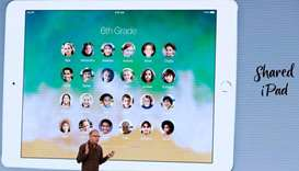 Apple updates iPad lineup at Chicago education event