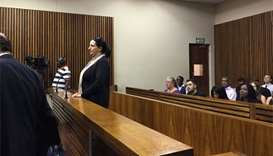 South African woman jailed in landmark ruling for racist rant