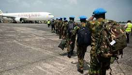 Liberia struggles with past as UN peacekeepers exit