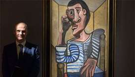 Rare Picasso self-portrait expected to fetch $70mn