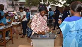 Sierra Leone votes in delayed presidential run-off