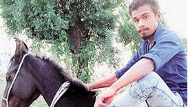 Indian Dalit youth killed 'for owning, riding horse', 3 detained