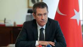Turkish Defence Minister Nurettin Canikli