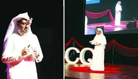 13 speakers share inspiring stories in TEDxCCQ