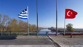 Greece  Turkey border