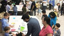 QCRI to hold Creative Space Fair for children