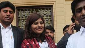 Pakistan elects first female Dalit senator in polls