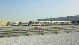 24 Doha Metro trains delivered till January