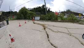 PNG quake leaves 67 dead as aftershocks rock homes: Red Cross