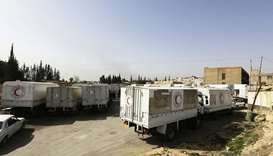 UN rights body orders probe of Eastern Ghouta siege in Syria
