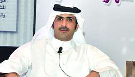 HE Sheikh Abdulrahman at the seminar.