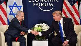 Trump-Netanyahu meeting is chance to project common front vs Iran