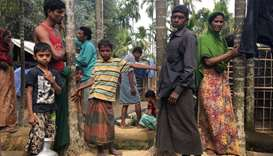 Myanmar's 'ethnic cleansing' of Rohingya continues, UN rights official says