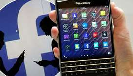 BlackBerry files lawsuit against Facebook, WhatsApp and Instagram