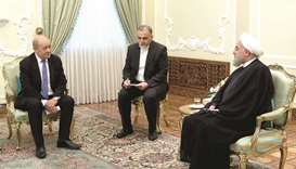 Iran rebuffs demands to curb missile programme