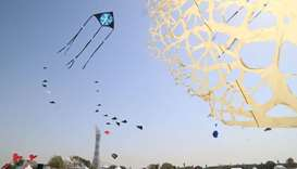 Aspire International Kite Festival