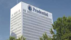 Prudential unit in stake sale talks with pension fund
