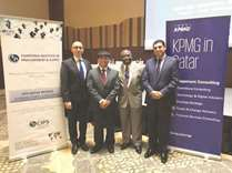 KPMG and CIPS Qatar discuss the country's procurement challenges