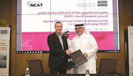 Ashghal signs MoU for recycling technologies