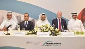 Northumbria University begins operations in Qatar